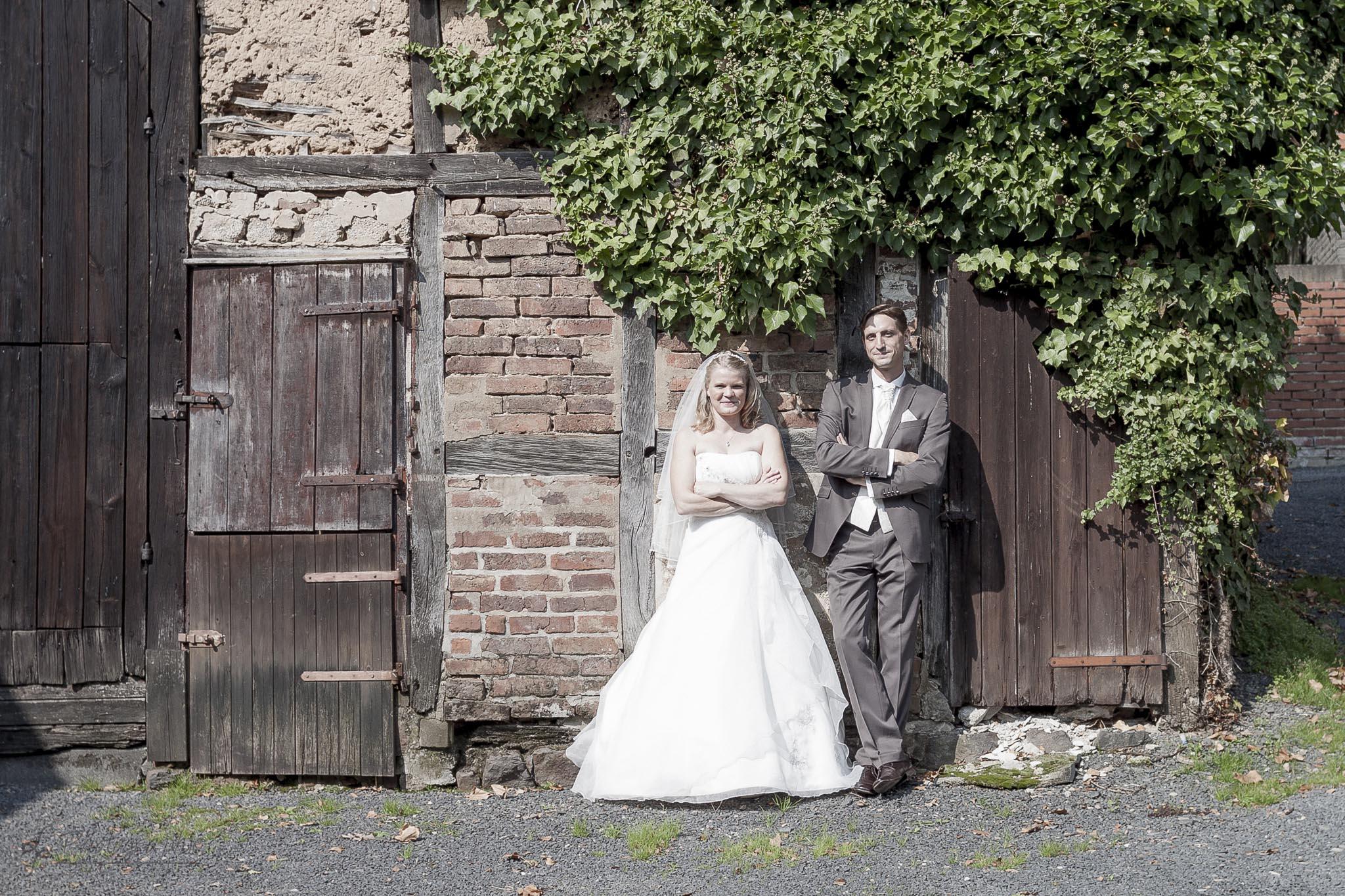 Hochzeit Susanne und Anselm - Königswinter