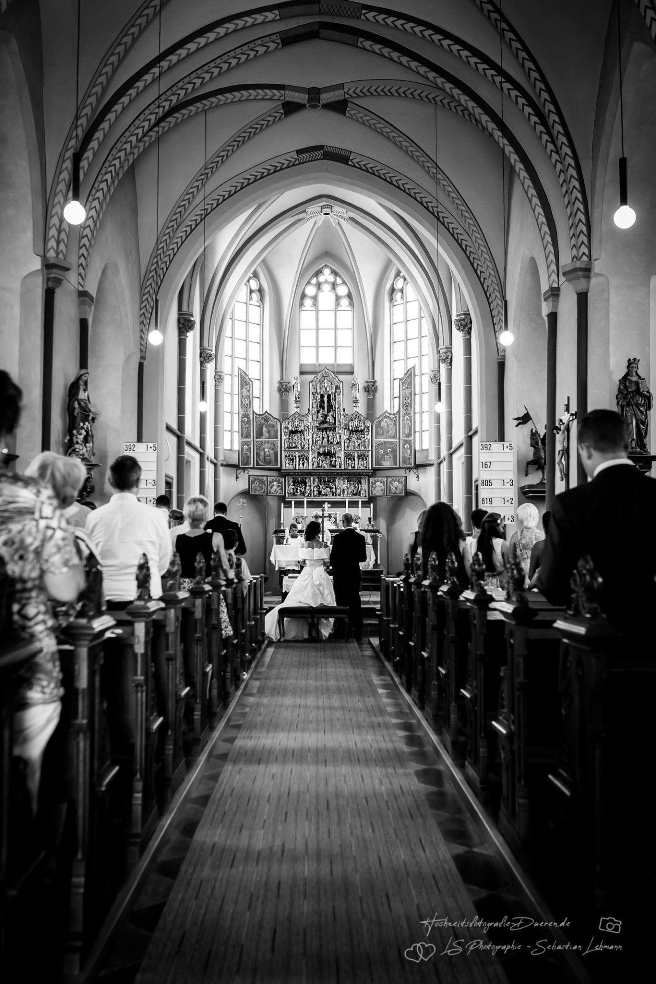 Hochzeitsfotograf in Düren, Aachen, Jülich, Linnich - Tolle Hochzeitsfotos von Eurem Fotografen aus NRW
